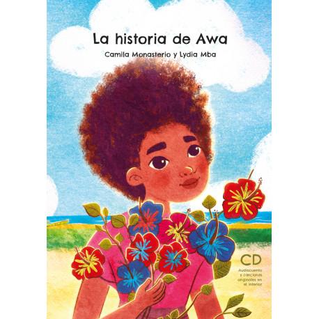 La historia de Awa. Por Camila Monasterio y Lydia Mba.